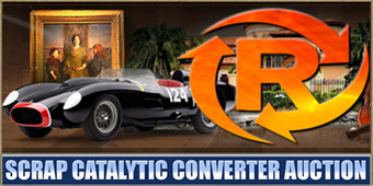 Catalytic Converter Auction